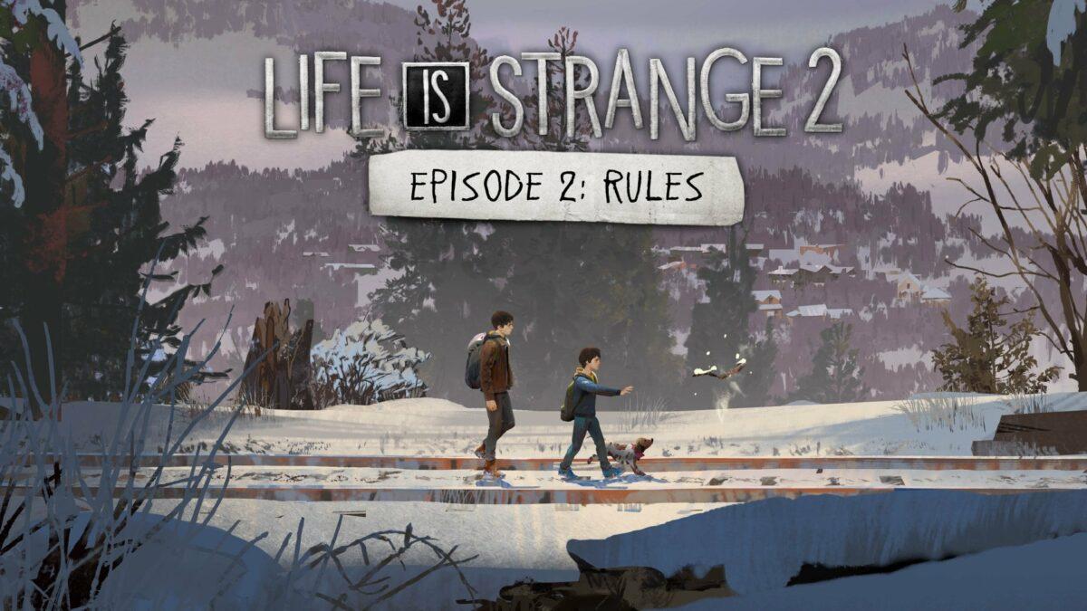 Life Is Strange 2: Il Secondo Episodio Ha Una Data Di Uscita