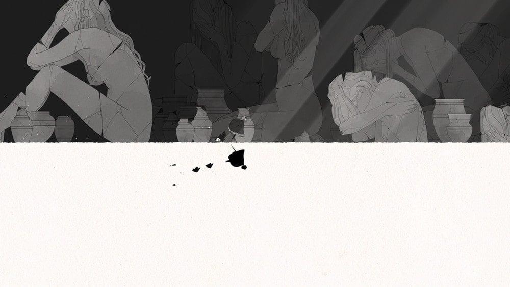 Gris - Recensione: una dolorosa poesia - GRIS   Screen 8 1