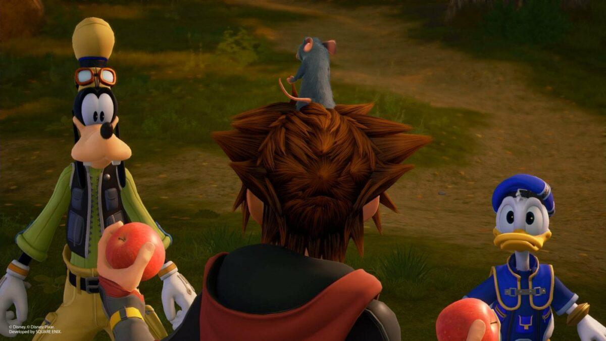 Kingdom Hearts Iii: Nuovo Trailer, Anti-Fusione, Selfie In Game