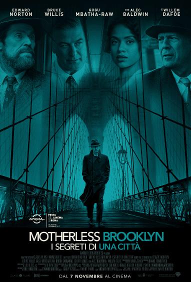 Motherless Brooklyn: nuovo trailer del film scritto, diretto, prodotto ed interpretato da Edward Norton 2