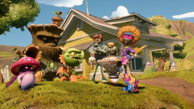 Plants Vs. Zombies: Ecco A Voi Neighborville! 2 - Hynerd.it