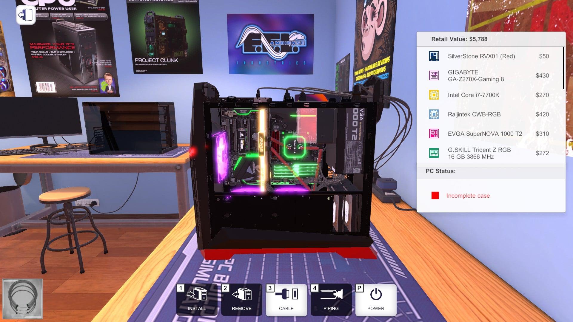 Pc Building Simulator, La Recensione Dopo 24 Ore Di Gameplay 7 - Hynerd.it