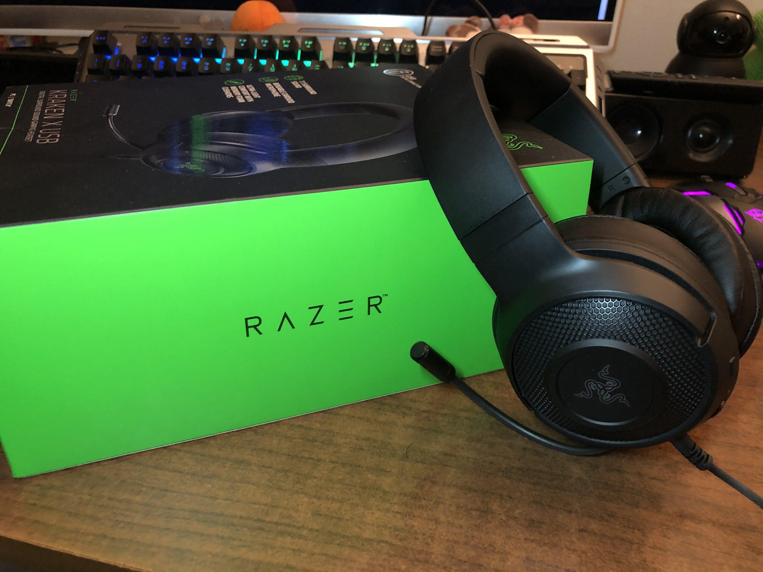 Razer Kraken X USB - Recensione 1