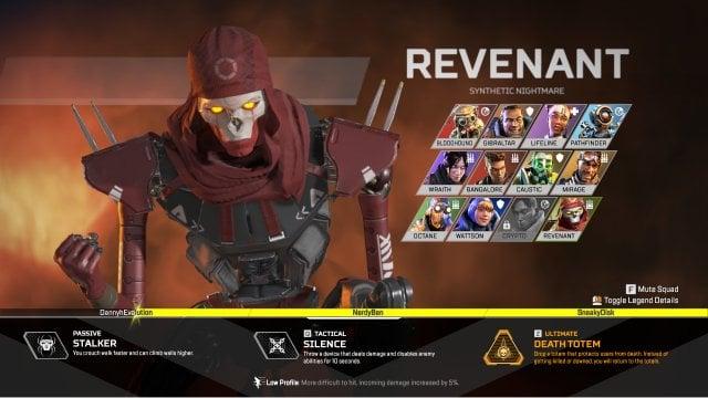 APEX Legends: come usare Revenant al meglio 6