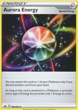 Energia Aurora Pokémon Spada E Scudo