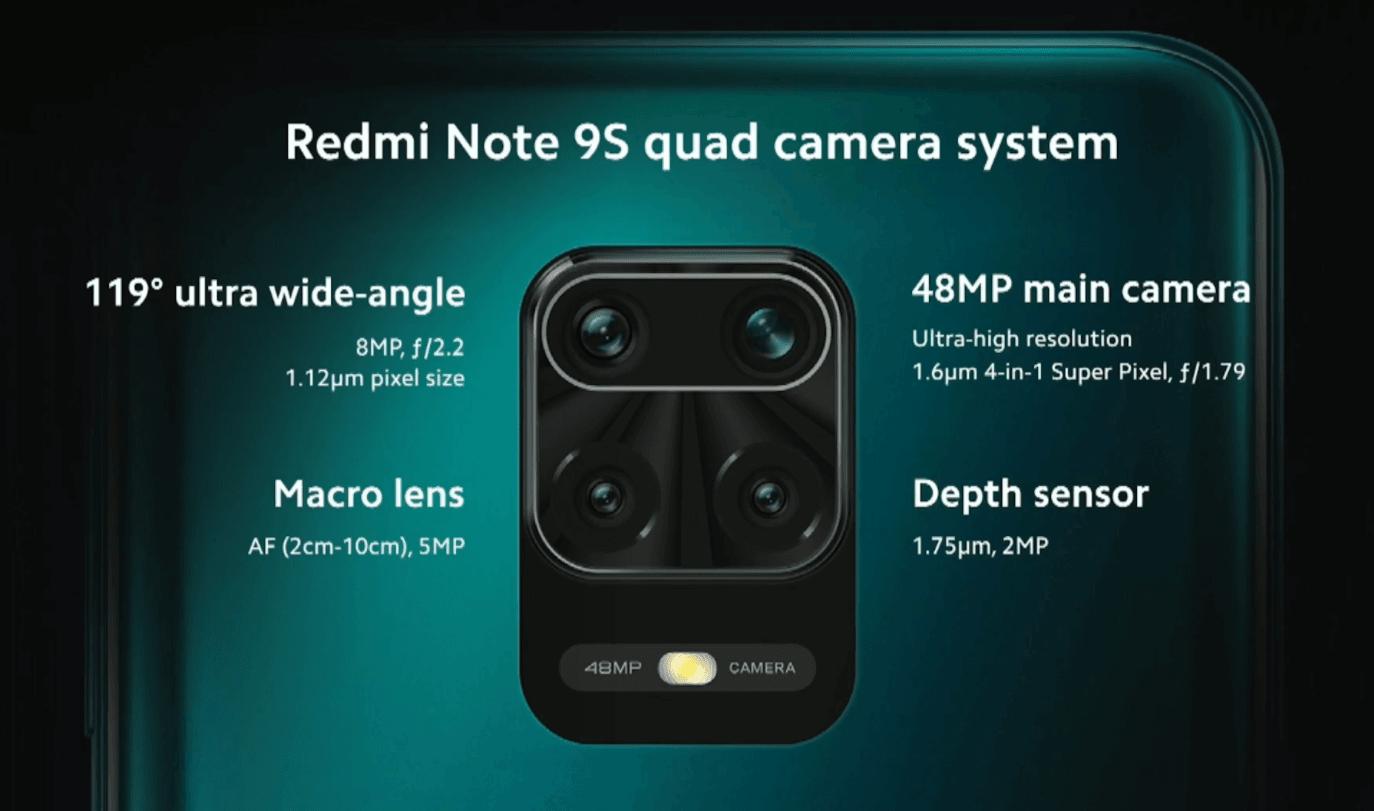 Xiaomi annuncia il nuovo Redmi Note 9S 3