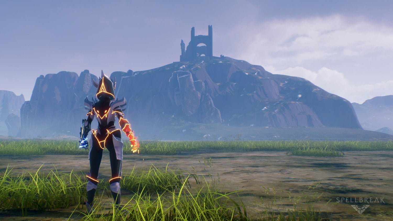 Spellbreak reinventa il genere battle royale 3