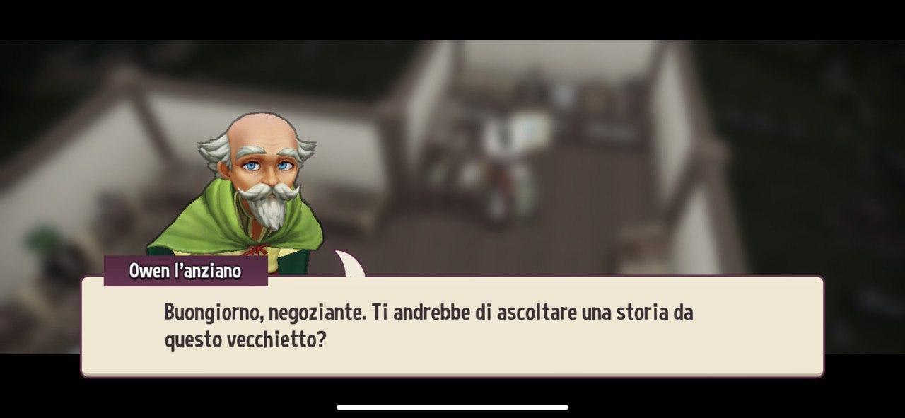 Shop Titans: Owen L'Anziano