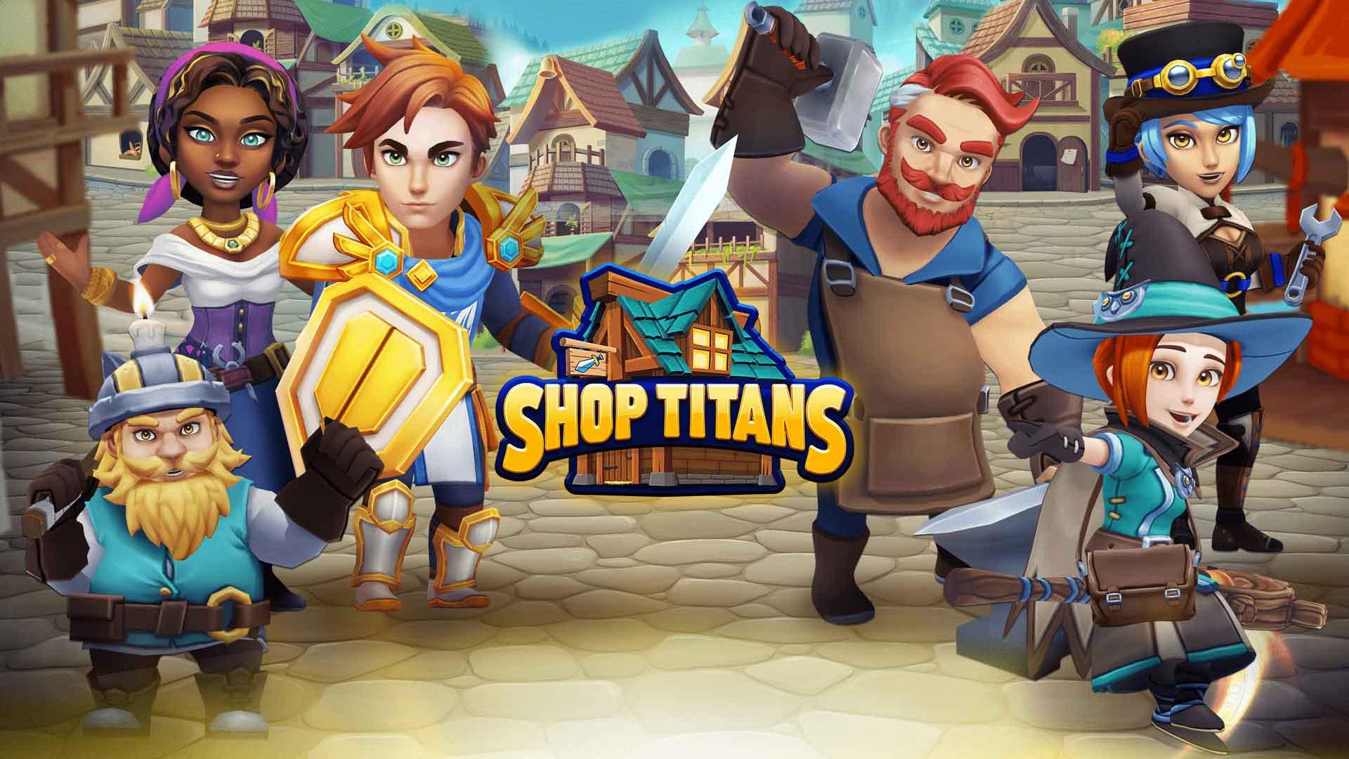 Shop Titans, Una Recensione Da 7 12 - Hynerd.it