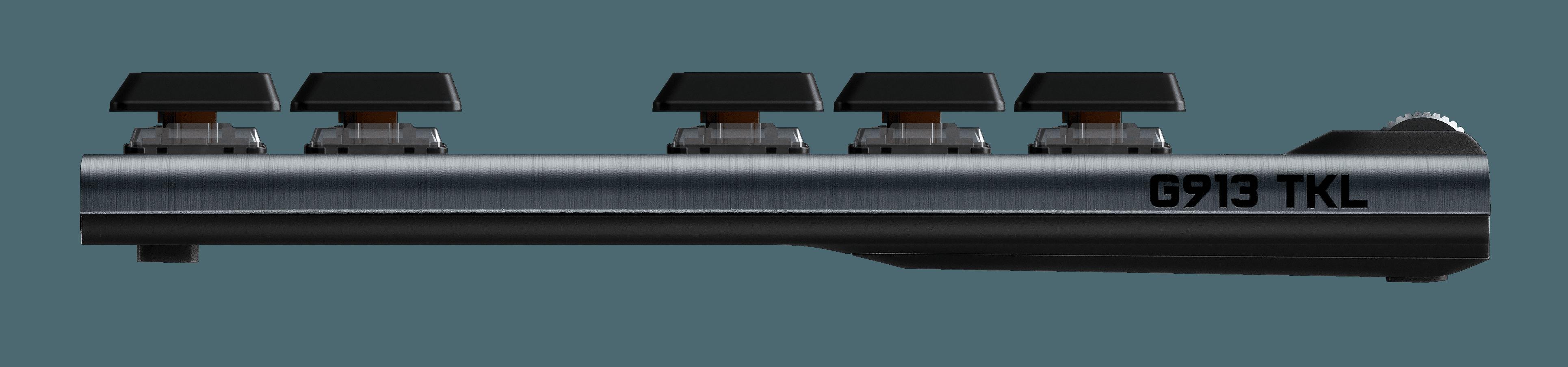 Logitech G915 Tkl: La Nuova Tastiera Meccanica Da Gaming Senza Tastierino Numerico 2 - Hynerd.it