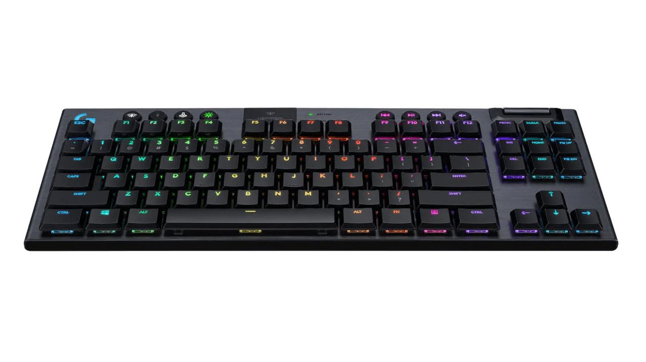 Logitech G915 Tkl: La Nuova Tastiera Meccanica Da Gaming Senza Tastierino Numerico 1 - Hynerd.it