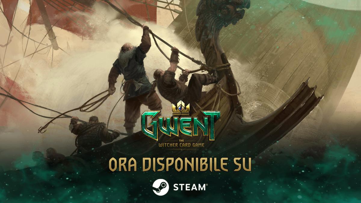 Gwent: The Witcher Card Game È Finalmente Disponibile Anche Su Steam