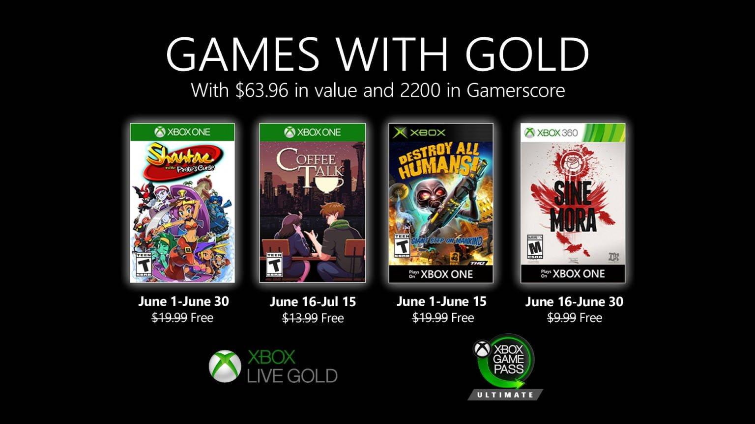 I giochi gratis di giugno 2020 3