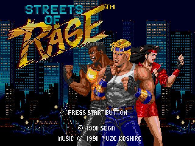 Streets Of Rage 4 - Recensione 2 - Hynerd.it