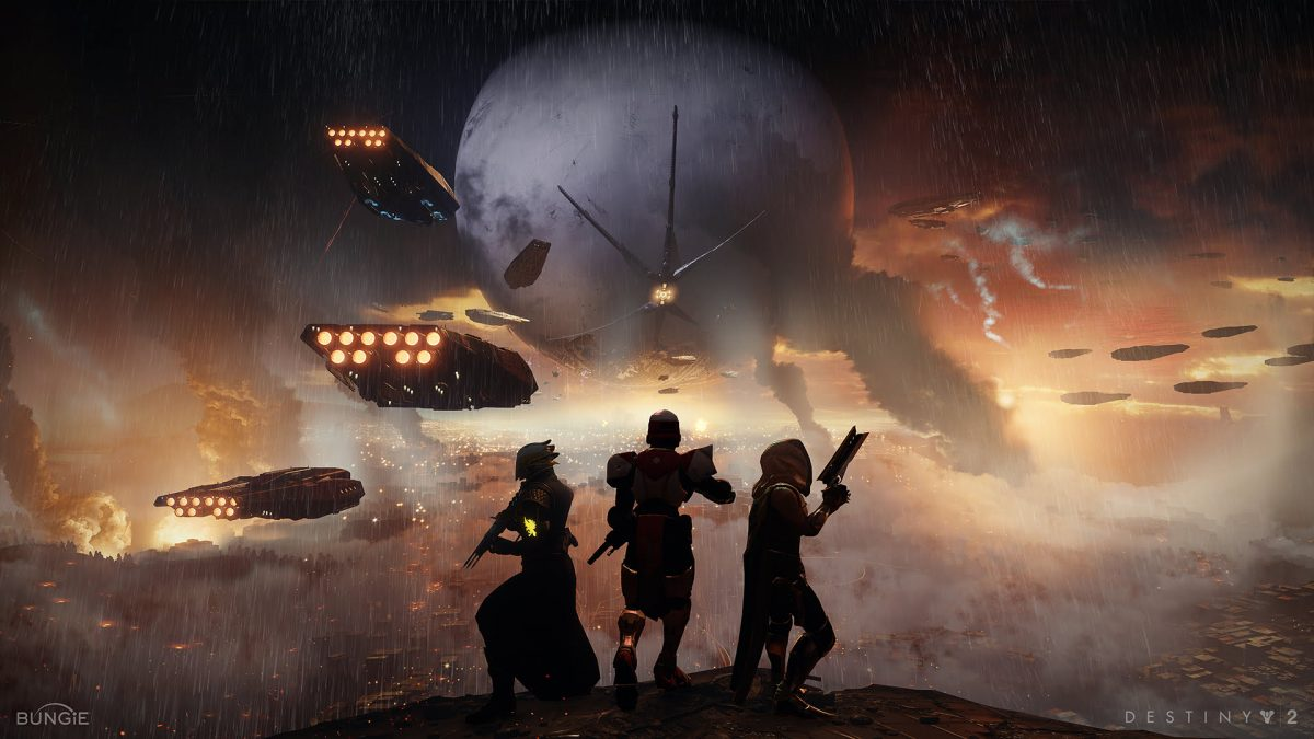 Destiny 2, Tutto È Pronto Per La Presentazione Dei Nuovi Contenuti