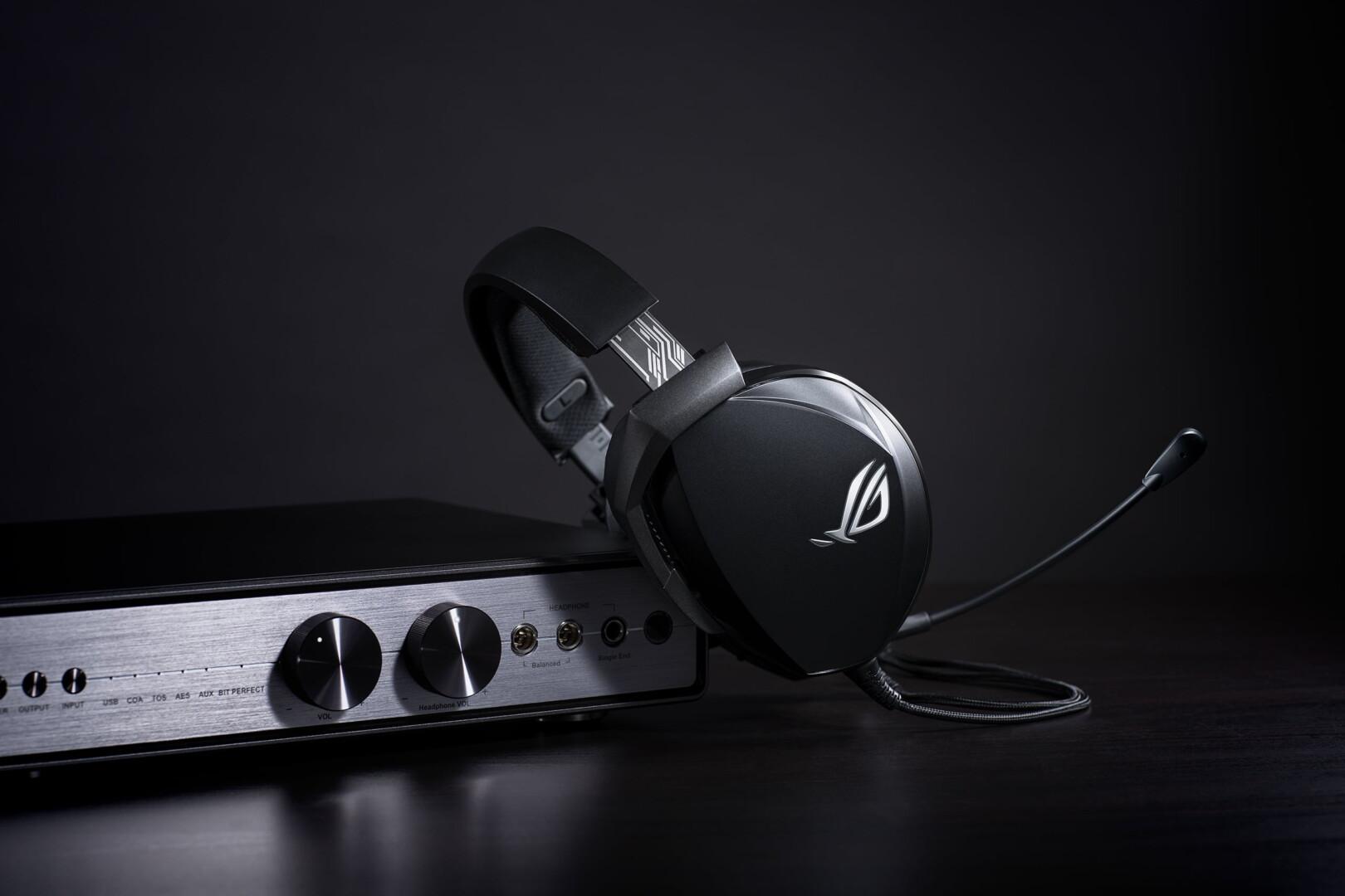 Rog Theta Electret: Presentate Le Cuffie Da Gaming Perfette Per Gli Audiofili 2 - Hynerd.it