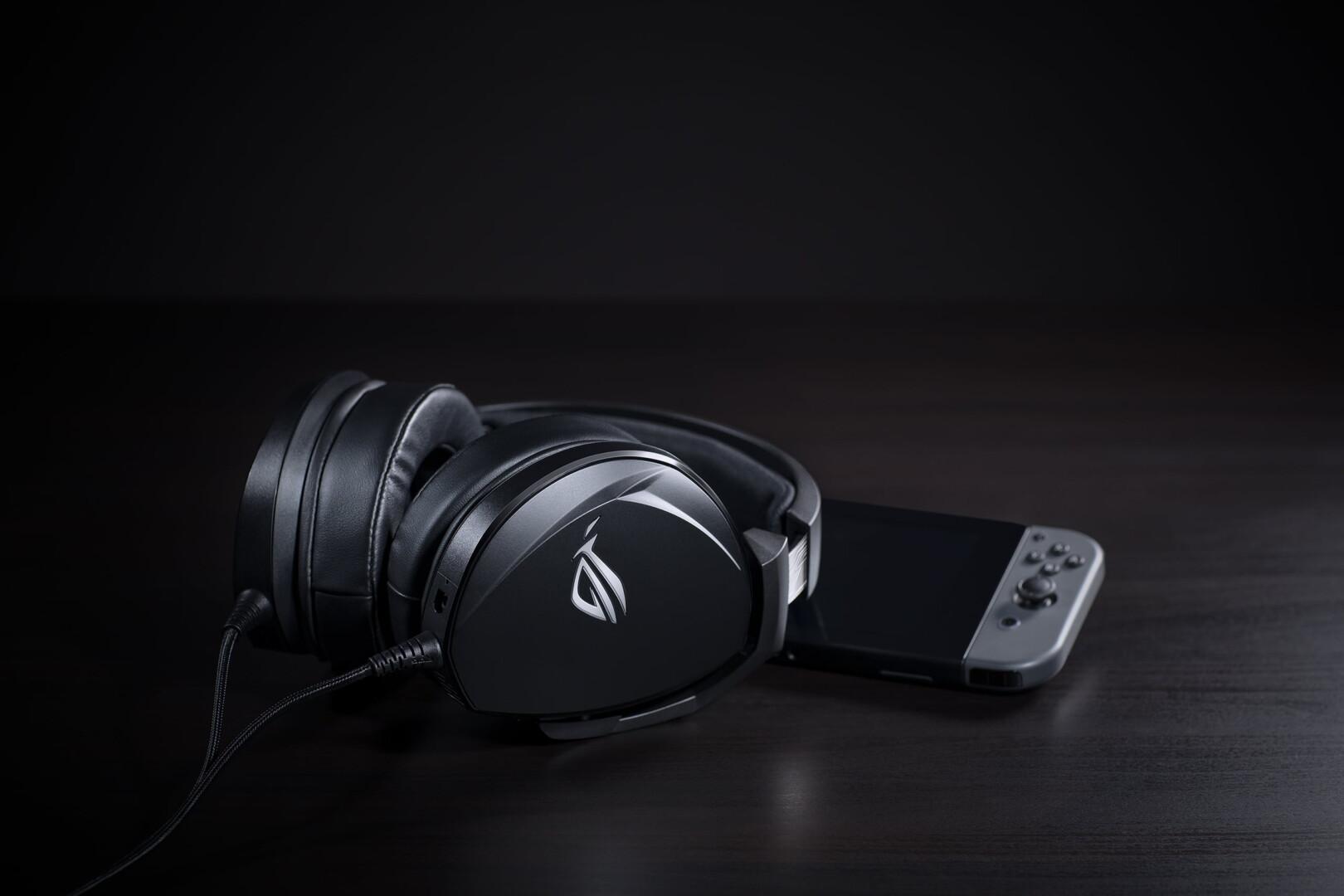 Rog Theta Electret: Presentate Le Cuffie Da Gaming Perfette Per Gli Audiofili 4 - Hynerd.it