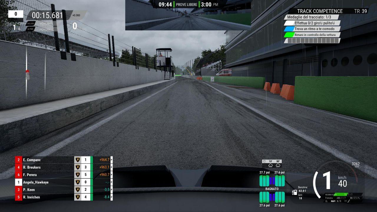 Assetto Corsa Competizione - Recensione Del Racing Game Italiano 5 - Hynerd.it
