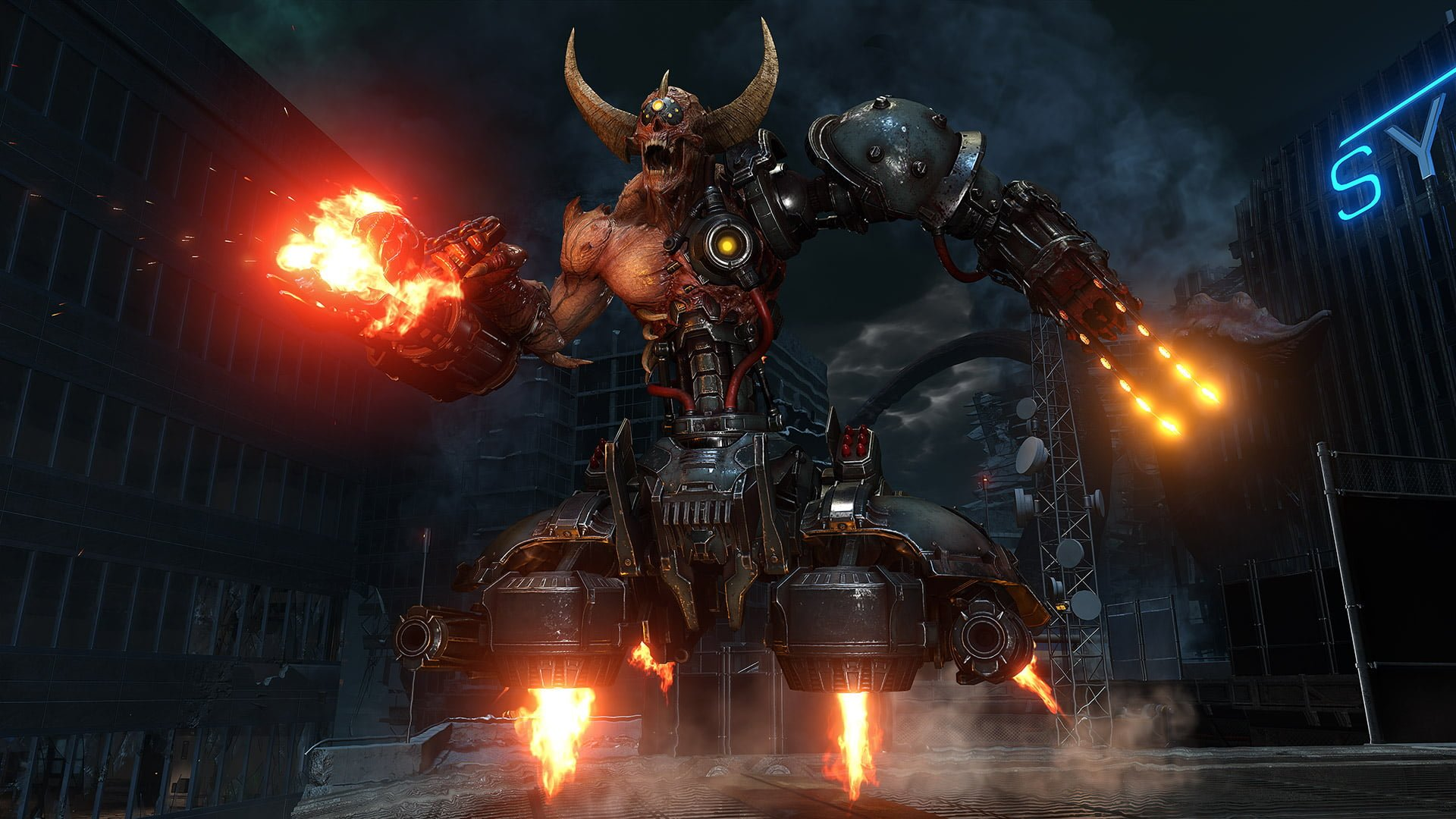 Doom Eternal: Ecco I Cinque Demoni Più Ostici Da Affrontare 3 - Hynerd.it