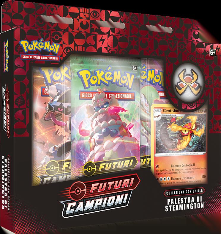 Pokémon: Annunciata La Nuova Espansione Futuri Campioni 6 - Hynerd.it