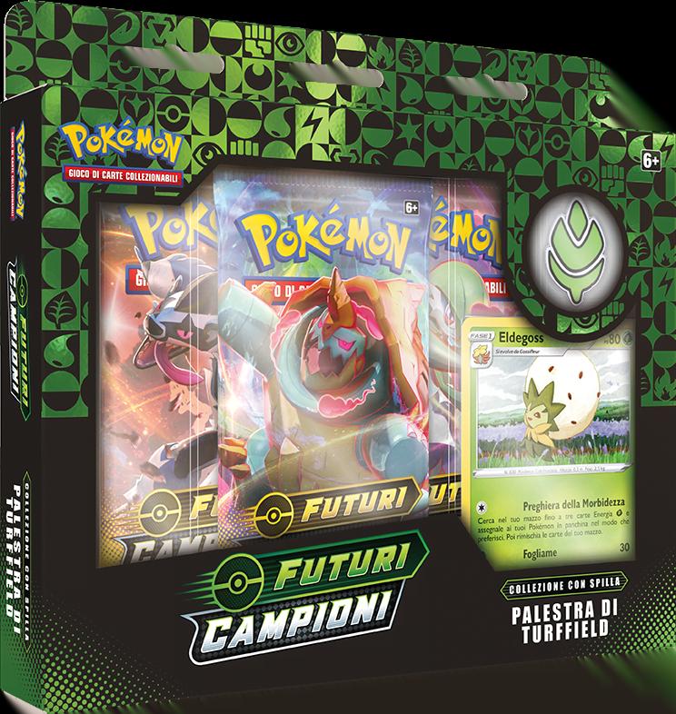 Pokémon: Annunciata La Nuova Espansione Futuri Campioni 5 - Hynerd.it