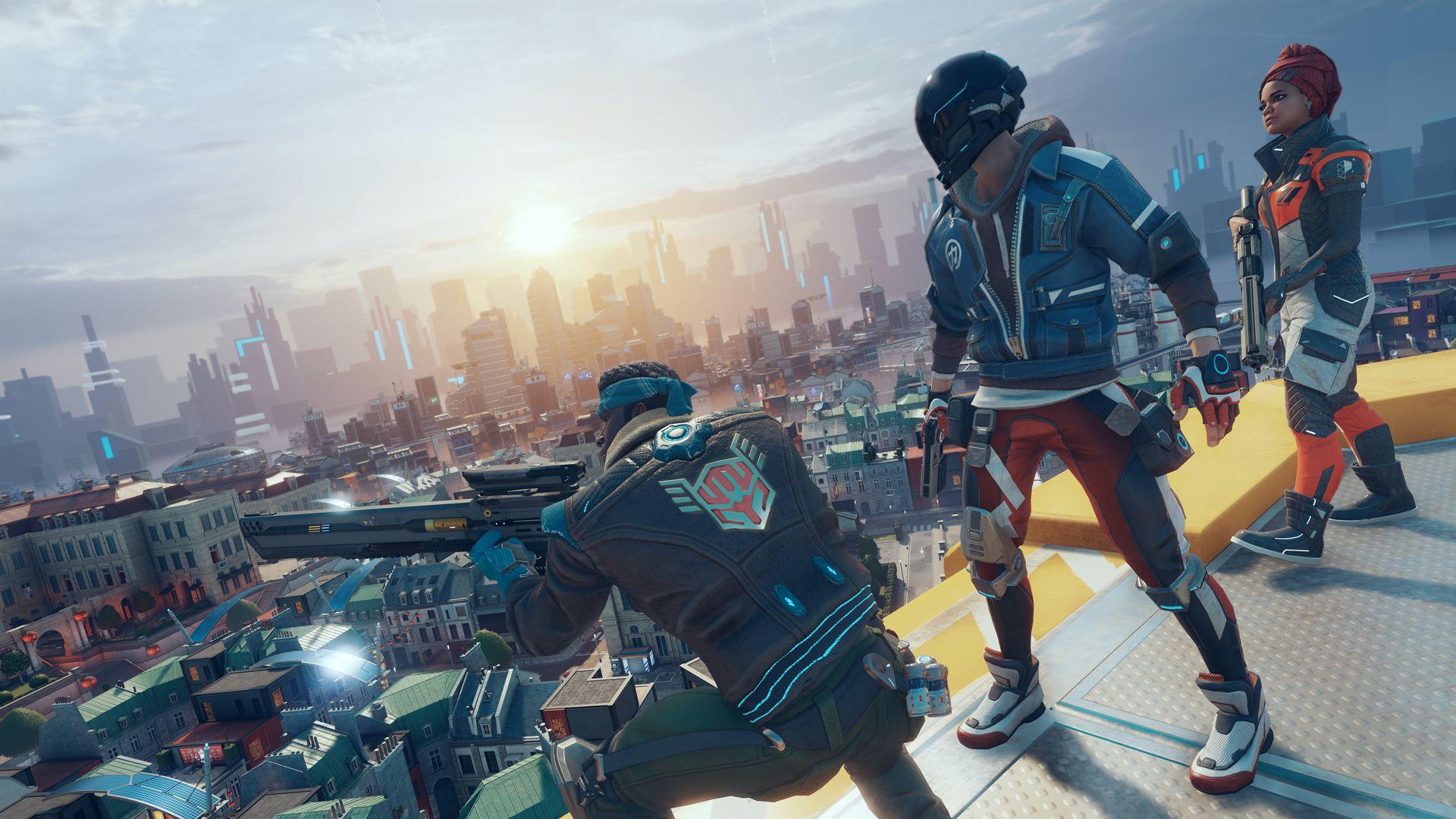 Hyper Scape: L'Alba Della Nuova Ubisoft - Recensione 14 - Hynerd.it