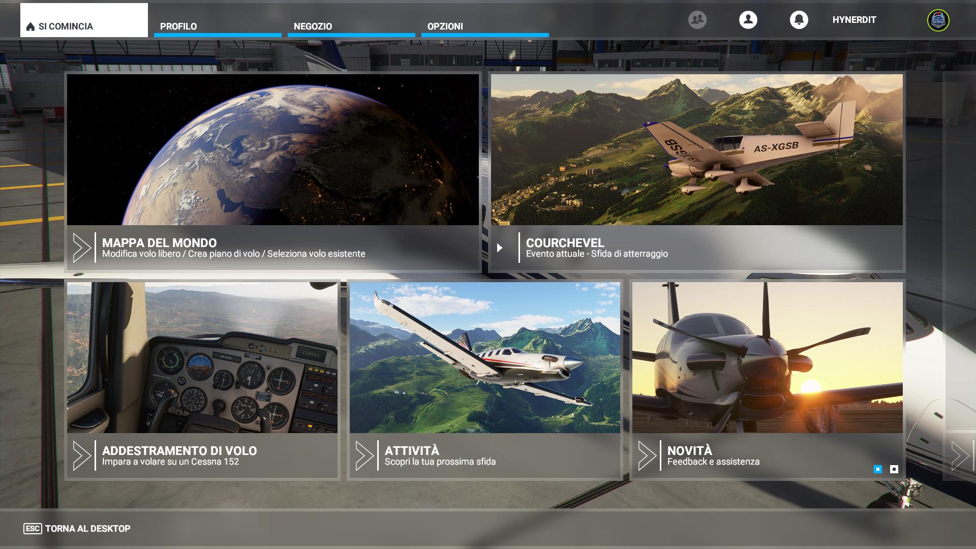 Microsoft Flight Simulator 2020: La Recensione 1 - Hynerd.it