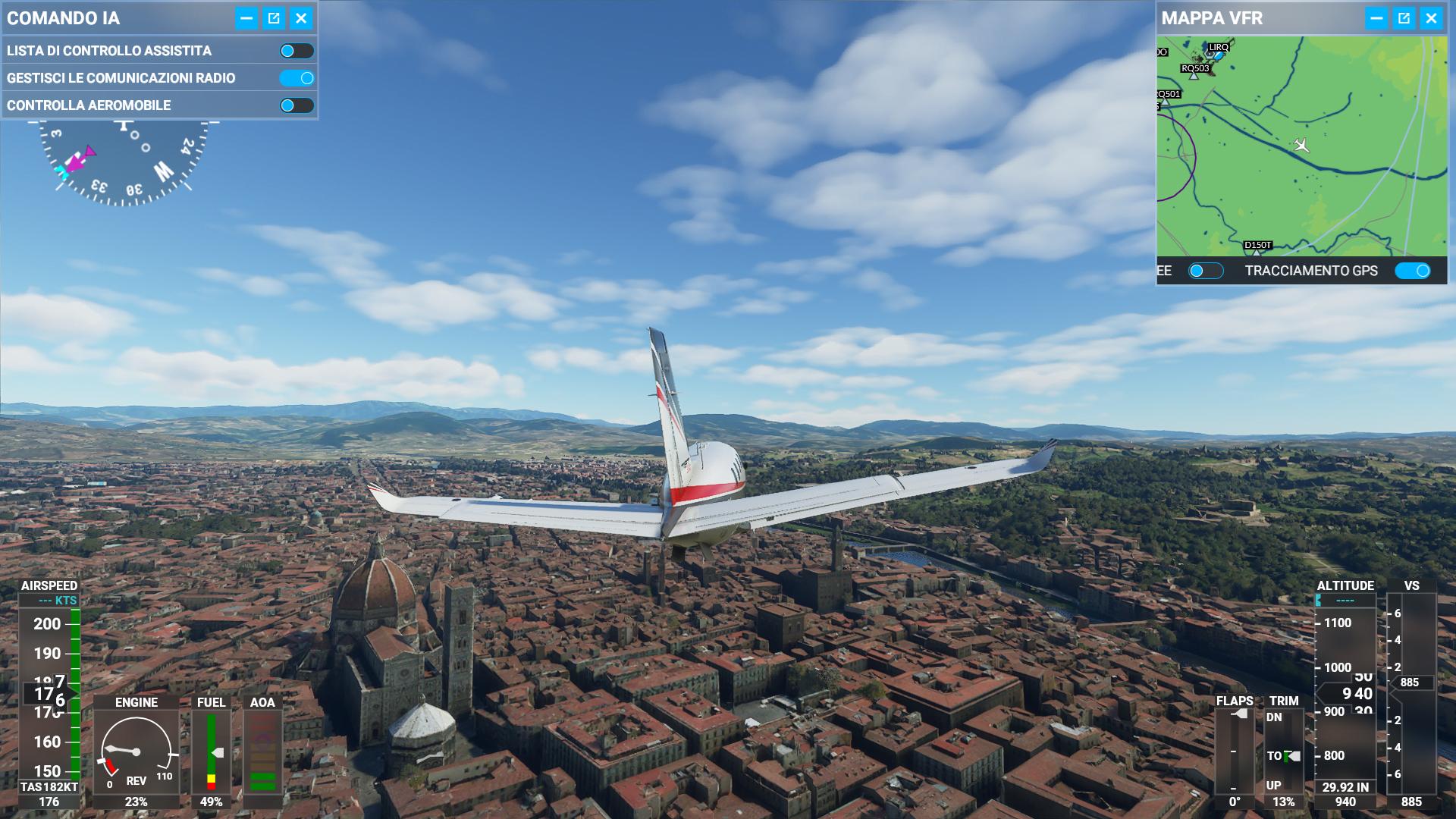 Microsoft Flight Simulator 2020: La Recensione 16 - Hynerd.it