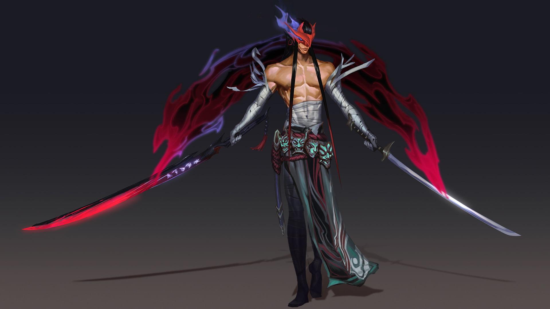 League Of Legends: Yone