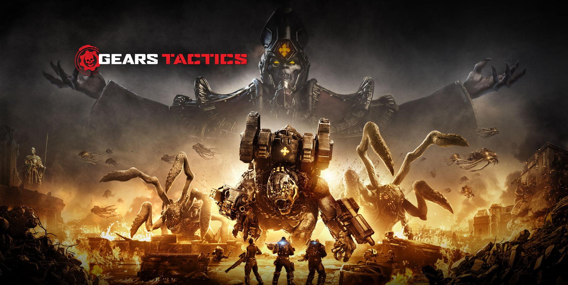 Gears Tactics: Uscito Mesi Fa Su Pc
