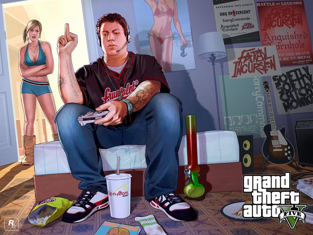 Grand Theft Auto V: 7 Anni Dopo 4 - Hynerd.it