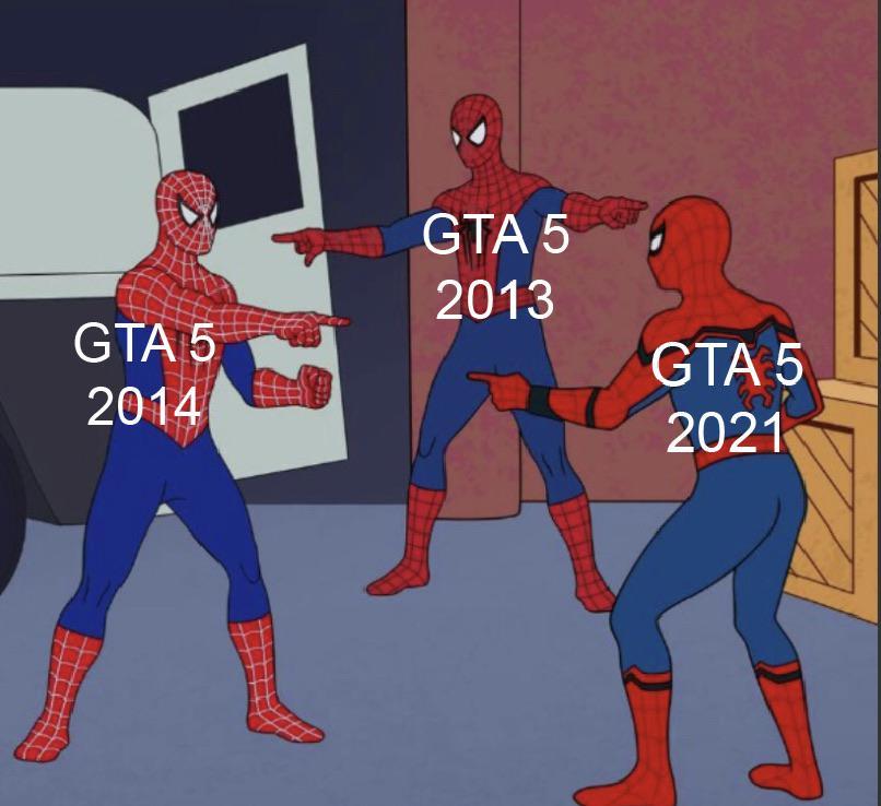 Grand Theft Auto V: 7 Anni Dopo 7 - Hynerd.it