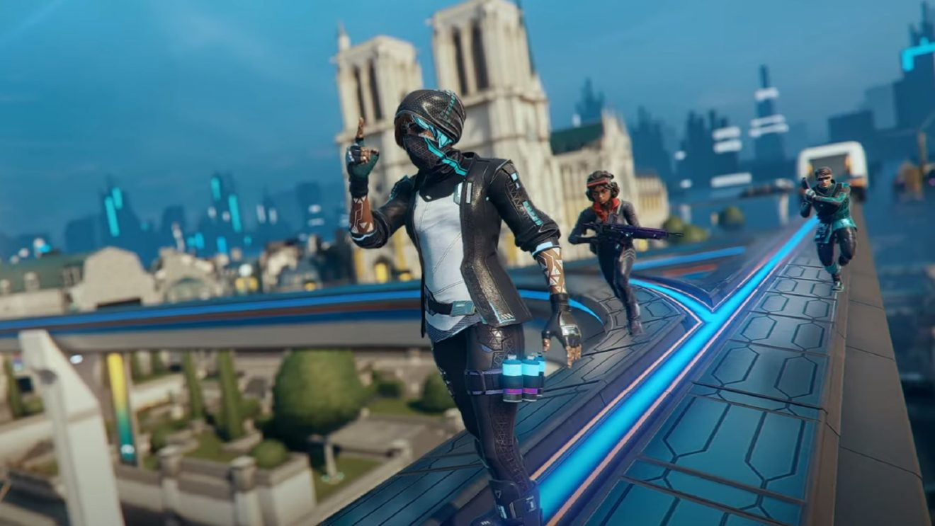 Ubisoft Inaugura Oggi La Stagione 2 Di Hyper Scape