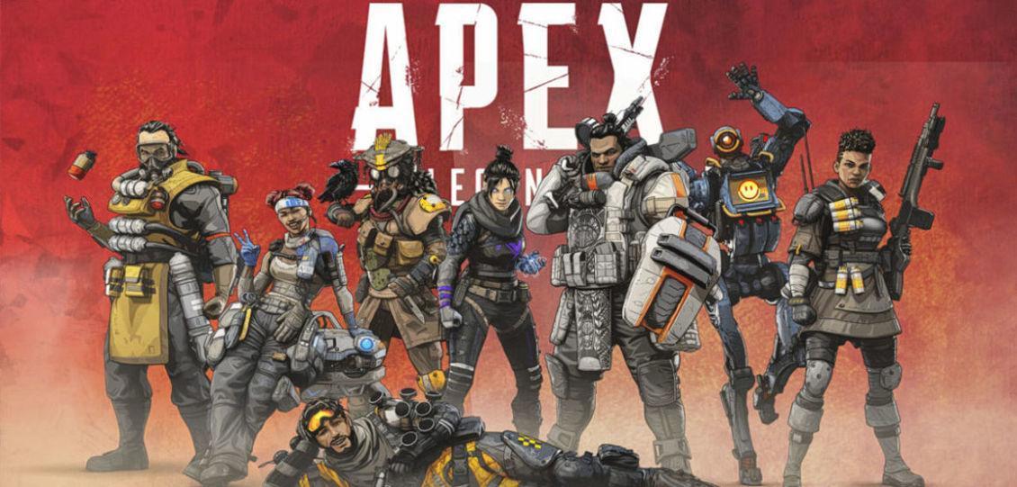 Apex Legends: Nuovo Personaggio?