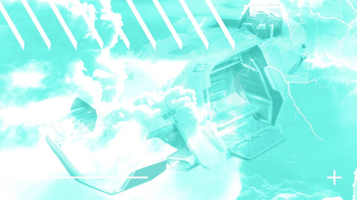 Immagine Confusa Del Trident: Veicolo Introdotto Con La Stagione 7