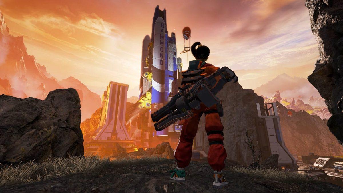 Apex Legends: Rivelato Un Nuovo Personaggio!