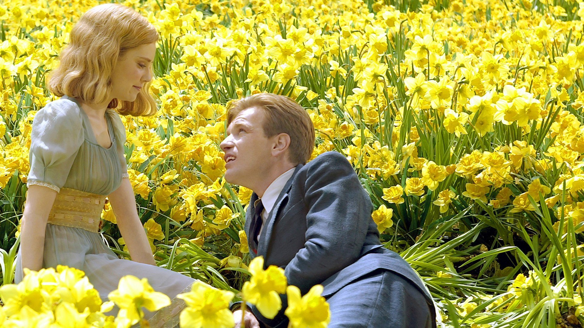 Edward Bloom Rappresenta L'Amore Secondo Tim Burton.