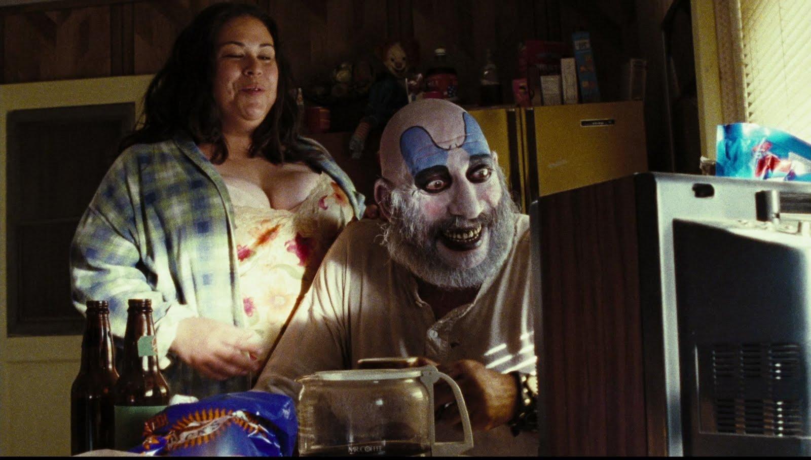 Sid Haig (Captain Spaulding, La Casa Del Diavolo, 2005) - Rob Zombie