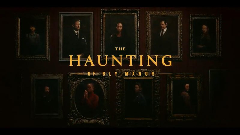 The Haunting Of Bly Manor Disponibile Su Netflix.