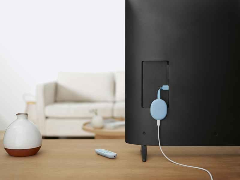 Chromecast Tv Di Google