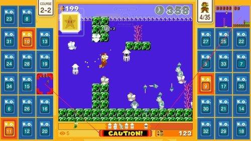 Uno Screenshot Di Super Mario 35