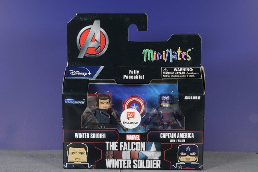 The Falcon And The Winter Soldier: Merchandise E Anticipazioni 7 - Hynerd.it