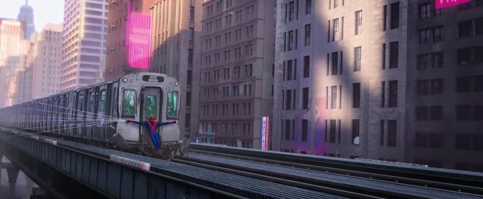 Spider-man un Nuovo Universo, la recensione in 7 punti (più uno) 5