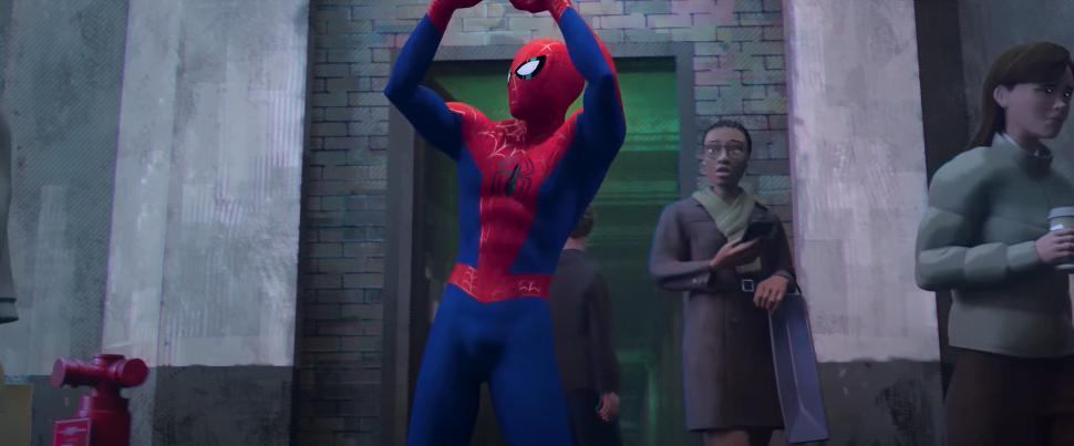 Spider-man un Nuovo Universo, la recensione in 7 punti (più uno) 6