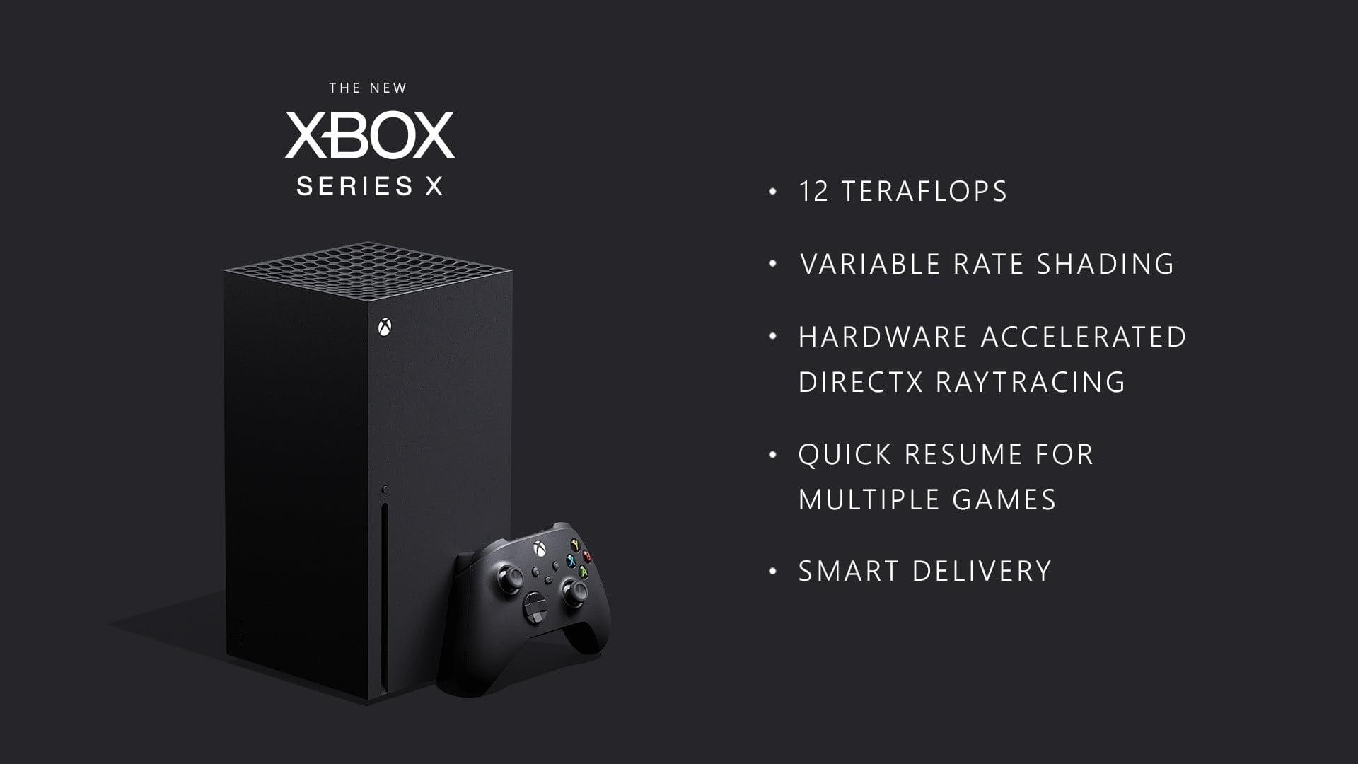 Tutte Le Caratteristiche Di Xbox Series X