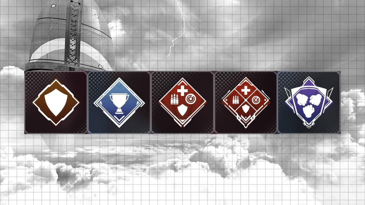 Badge per i club introdotti con la Stagione 7