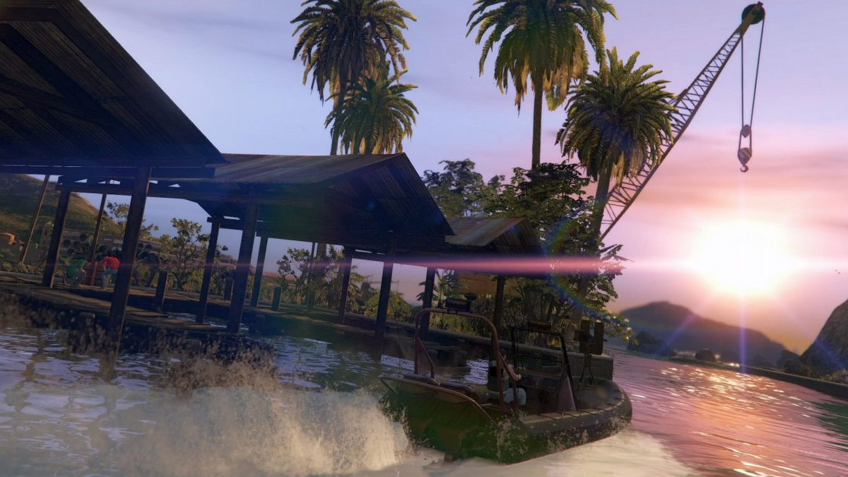 The Cayo Perico Heist - Il Nuovo Update Di Gta Online 3 - Hynerd.it