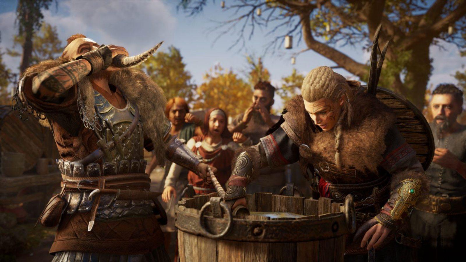 Assassin'S Creed Valhalla Attività