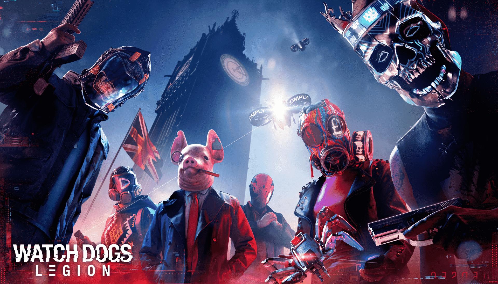 Watch Dogs Legions: Recensione versione PC