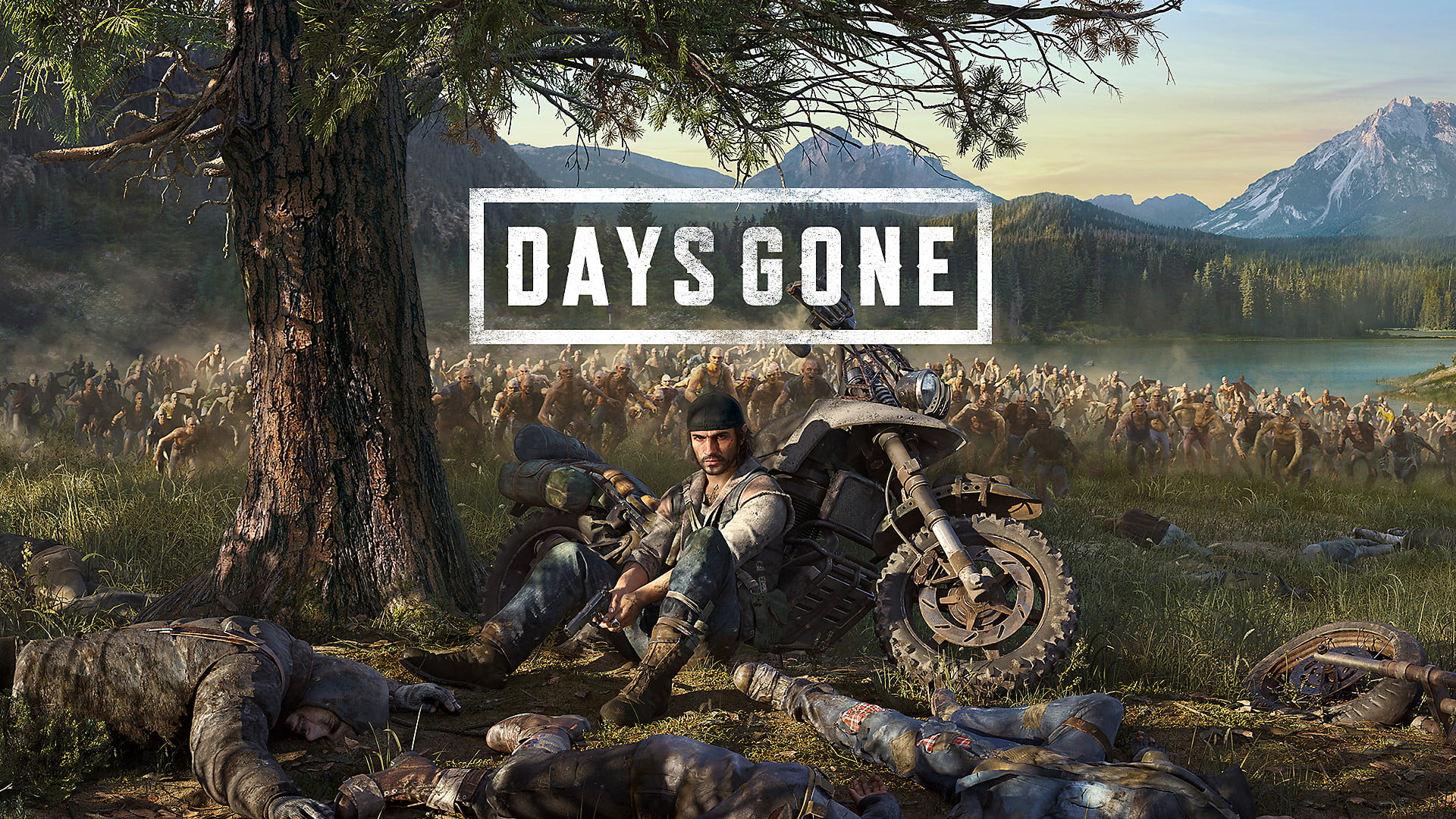 Days Gone - Ps5